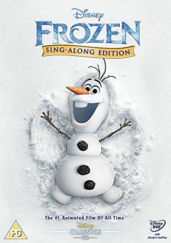 Preisvergleich Produktbild Frozen Sing-Along [UK Import]