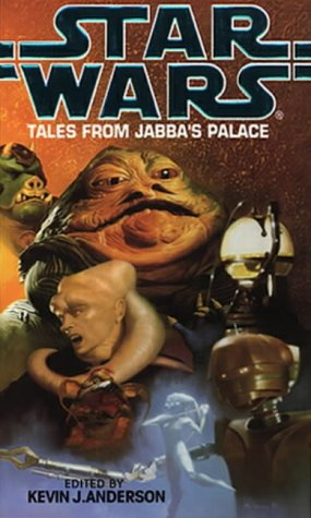 Cover of Tales From Jabba's Palace (Star Wars)