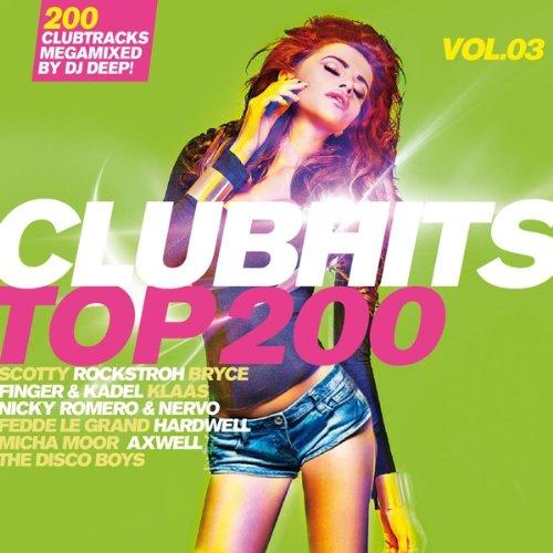 Clubhits Top 200 Vol.3
