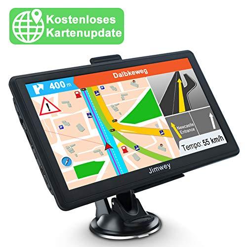 256mb Ram Kein Speicher (GPS Navi Navigation für Auto LKW PKW 7 Zoll 8GB 256MB Lebenslang Kostenloses Kartenupdate Navigationsgerät mit POI Blitzerwarnung Sprachführung Fahrspurassistent 2019 EU UK 50 Karten)