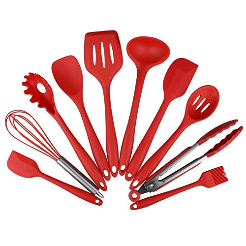 silicone-kitchen-utensils-swify-10-piece-premium-silicone-cooking-set-tongs-whisk-brush-spatula-slot
