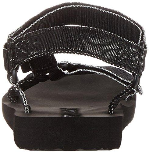 Sandalo Vero Aperto Vmleno Moda argento Grigio Ladies SSftwrWqA