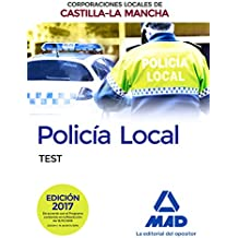 Policía Local de Castilla-La Mancha. Test