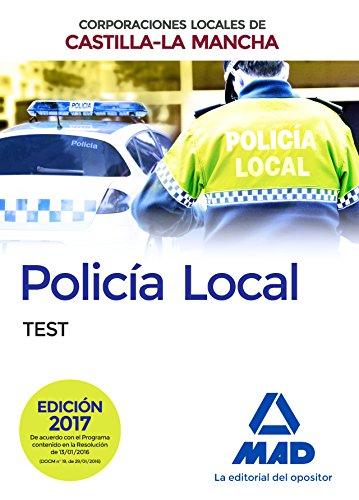 Policía Local de Castilla-La Mancha. Test