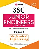 SSC Junior Engineerings (Mechanical Engineering) Recruitment Examination - Paper 1