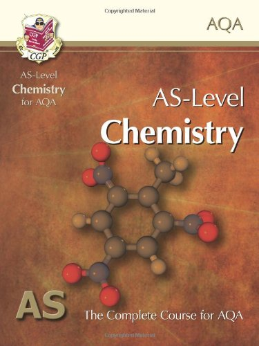 AS Level Chemistry: The Complete Course for AQA