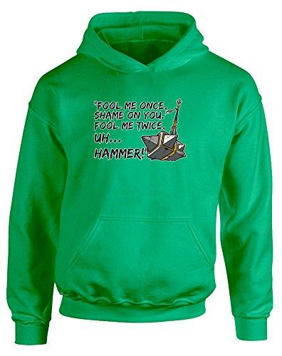 fool-me-once-kids-printed-hoodie-kelly-green-black-transfer-12-13-years