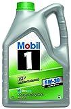 Mobil 1 ESP 5W30 151060 Motorenöl Synthetic, Gold, 5L