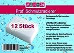 12 St�ck Schmutzradierer Wunderschwam...