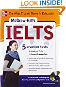 #8: Mcgraw - Hill's Ielts with Audio Cd