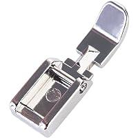 TinkSky Durable étroit clip Zip fermeture éclair pied presseur pour Brother /Singer /New Accueil Janome /Toyota