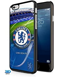 Chelsea FC 3d fútbol duro funda para iPhone 7