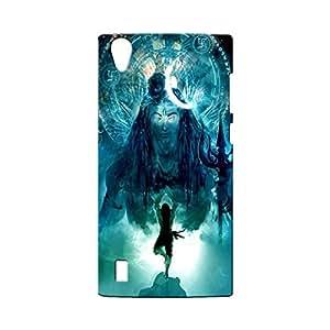 BLUEDIO Designer Printed Back case cover for VIVO Y15 / Y15S - G2329