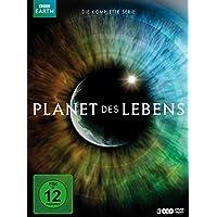 Planet des Lebens - Die komplette Serie [3 DVDs]