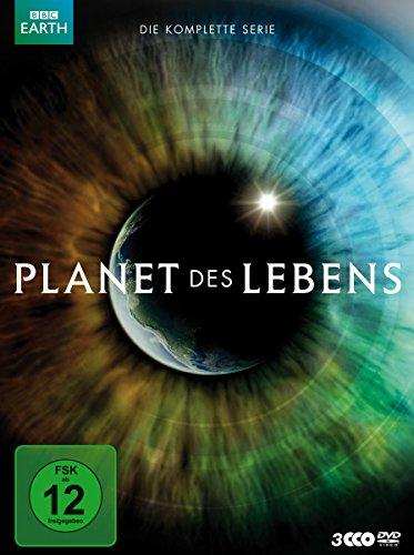 eine erde viele welten dvd Planet des Lebens - Die komplette Serie [3 DVDs]