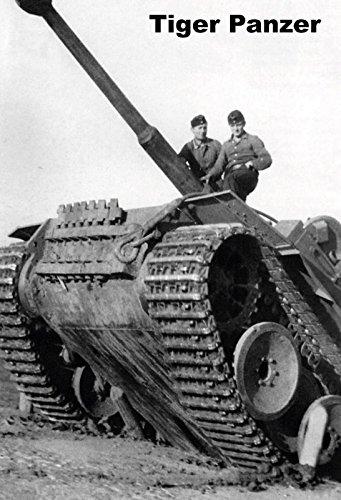 Schatzmix Tiger Panzer Weltkrieg Wehrmacht Militär blechschild