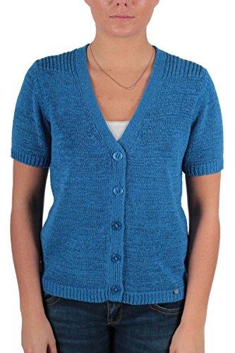 goll ehaug Veste en tricot flensbourg–Taille au choix–bleu Bleu - Bleu