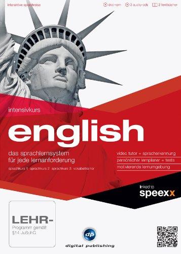 Intensivkurs English: Der Englischkurs für Anfänger, Wiedereinsteiger und Fortgeschrittene