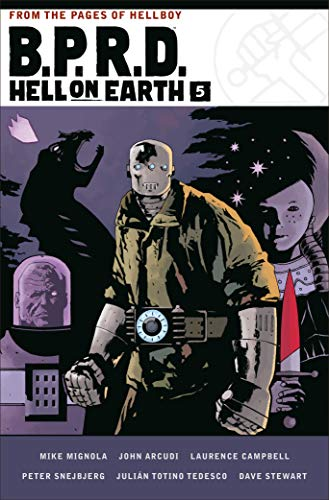 B.P.R.D. Hell on Earth Volume 5 (Uk Halloween Set Box)