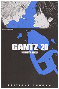 Gantz Edition simple Tome 20