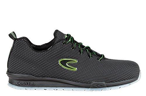 45cc3b89e59 N ° 46 – Cofra Monti S3 SRC Novita 'Chaussures sans coutures de sécurité  anti-coupures