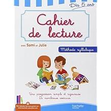Cahier de lecture Samie et Julie de Adeline Cecconello (3 janvier 2014) Broché