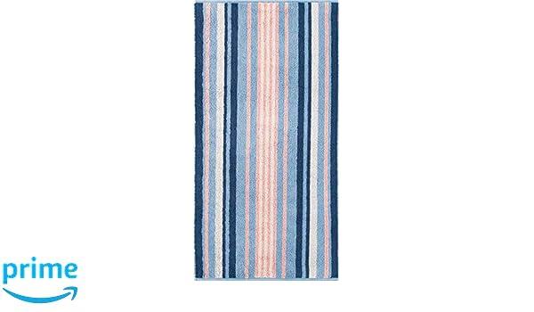 Coton Serviette 50 x 100 cm Caw/ö 984 Level Stripe
