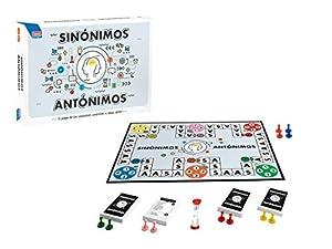 Falomir Sinónimos y antónimos, Juego de Mesa, Family & Friends (646387)
