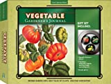 Vegetable Gardener's Journal & Magnet Gift Set: Record Garden Information, Keep Track of Plants, and Inspire Yourself