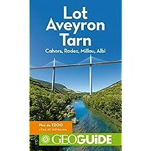 Lot- Aveyron - Tarn: Cahors, Rodez, Millau, Albi