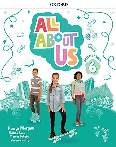 All About Us 6. Activity Book Pack