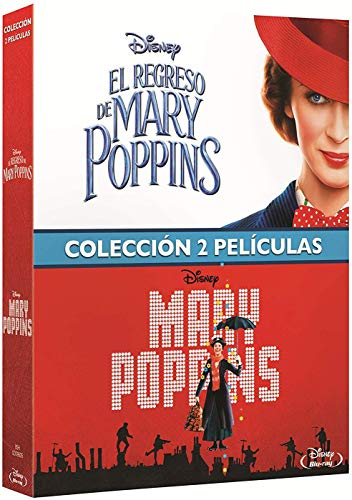 Pack: Mary Poppins + El R