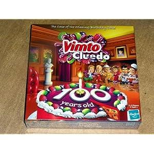 CLUEDO Vimto - 100 years Anniversary Edition