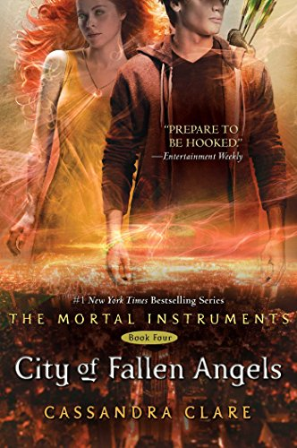 Blue-screen-band (City of Fallen Angels (The Mortal Instruments, Band 4))