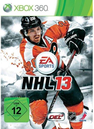 NHL 13 - 360-nhl Xbox