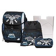 Schneiders Set de sacs scolaires, noir (Noir) - 10007910