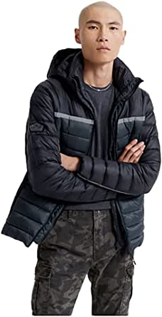 Superdry Men's Dolman Downhill Racer Fuji Jacket