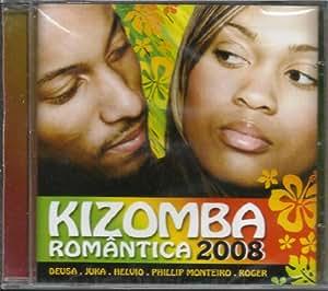 Kizomba Romantica 2008 [CD] 2008