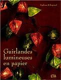Guirlandes lumineuses en papier