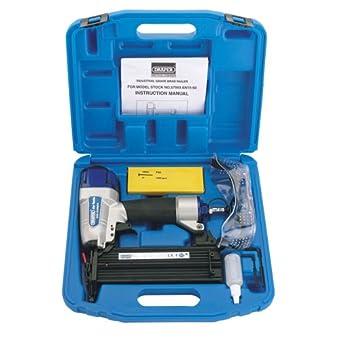 Draper 57563 Kit de clouage pneumatique 15-50 mm