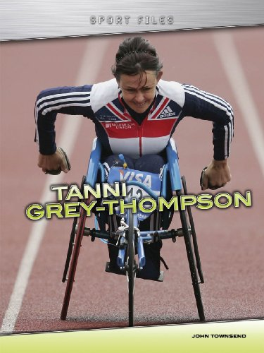 Tanni Grey-Thompson (Sport Files) por John Townsend