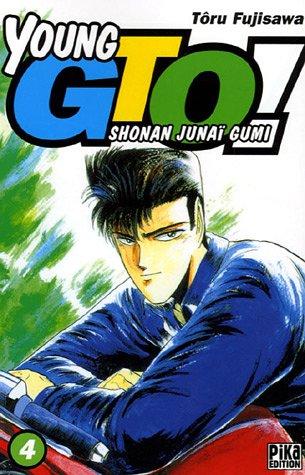 Young GTO - Shonan Junaï Gumi Vol.4 par FUJISAWA Tôru / FUJISAWA Tohru