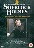 Sherlock Holmes: Wisteria Lodge / The Bruce Partington Plans [DVD]