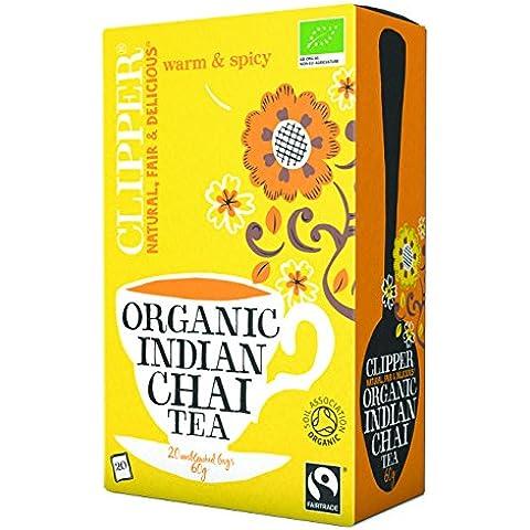 Clipper Tè Indian Chai - 20 Filtri