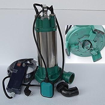 f kalienpumpe schmutzwasserpumpe mit schneidwerk ibo 2200. Black Bedroom Furniture Sets. Home Design Ideas
