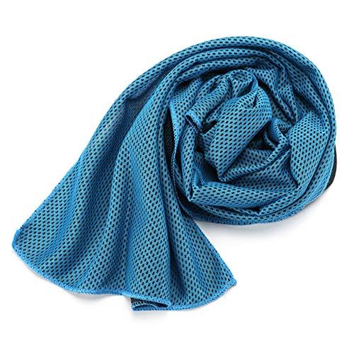 ZHAOHE Kühlendes Tuch im Freien kühles Sport-Tuch für Sport-Turnhallen-Yoga-Trainings-Eignung - Im Freien Sport