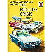 "Ladybird Books for Grown-Ups""The Mid-Life Crisis"" Birthday Card"