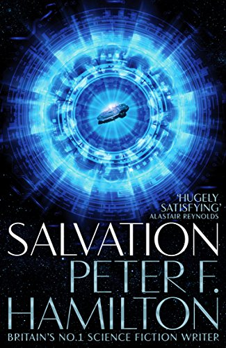 Salvation (The Salvation Sequence Book 1) (English Edition)