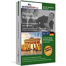 Sprachenlernen24.de Deutsch-Businesskurs Software: DVD-ROM für Windows/Linux/Mac OS X. Integrierte Sprachausgabe mit über 3300 Audio-Vokabeln und Redewendungen