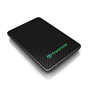 Transcend ESD400K SuperSpeed 512GB USB 3.0 Portable Solid State Drive